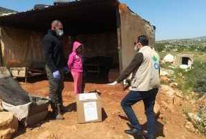 COVID-19: Gaza afronta la transmisión comunitaria con apenas agua y medicamentos