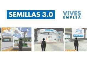 Organizamos la primera feria de empleo virtual para más de mil personas desempleadas