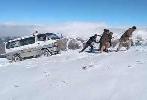 Afganistán: uno de cada dos niños en riesgo de desnutrición por la ola de frío