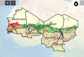 Frontera Mauritania-Senegal: 900 000 personas afrontan inminente crisis alimentaria
