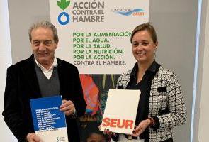 Fundación SEUR renueva un año más su colaboración en la lucha contra el hambre