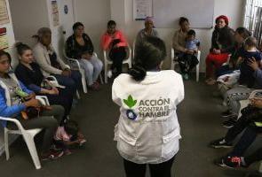 Brindamos apoyo psicosocial a migrantes venezolanos en Colombia