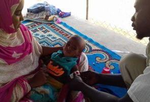 Mauritanie: faire face a la situation nutritionnelle alarmante au sud