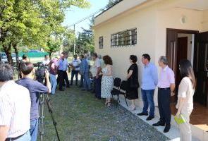 New Veterinary Clinic Opened in Gulripshi