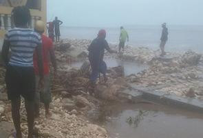 Haití: respondemos a la emergencia