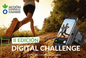 Digital Challenge para empresas: deporte y solidaridad contra el hambre