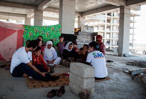 ACF répond aux besoins psychosociaux des victimes de conflits