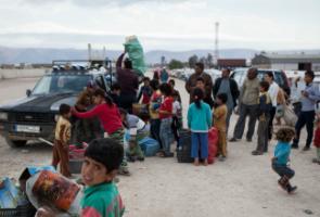 Siria: miles de refugiados corren el riesgo de verse obligados a regresar