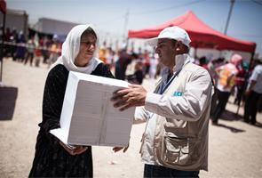 Mosul: la protección de los civiles debe estar en el corazón de la respuesta