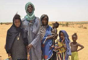 Desplegamos una respuesta de emergencia en Níger para las personas desplazadas