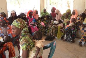 Nigeria : terrible crise alimentaire derrière les lignes de front