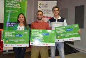La economía circular y verde, protagonista del concurso de emprendimiento Emprende-Innova-Comparte Extremadura