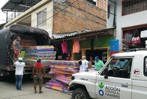 Emergencia en Colombia: casi el 90% de la población en Mocoa no tiene acceso a agua ni a electricidad