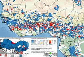 Sahel: información geográfica alimentada por pastores y satélites para reducir el hambre