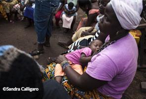 Intervenimos de emergencia tras las inundaciones en Sierra Leona