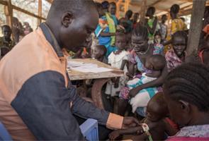 Le Soudan du Sud s'enfonce toujours plus profondément  dans une crise de la faim