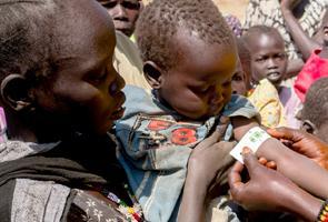 La faim menace au Soudan du Sud