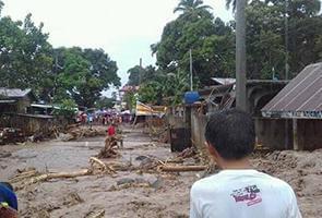 Filipinas: Nos movilizamos para atender a los afectados por la tormenta tropical Vinta