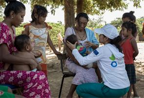 Más de un millón de venezolanos necesitan ayuda humanitaria en Colombia