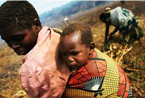 Massive Food Crisis Threatens 500,000 Children in Malawi