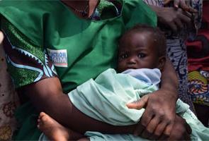 SAHEL : 6 millions d'enfants en état de sous-nutrition
