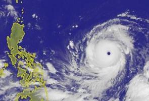 Emergencia Filipinas: nos preparamos ante la llegada de Mangkhut