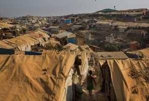 Bangladesh: campos de refugiados rohingya incendiados