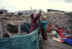 Afganistán: la población no debe quedar atrás con la retirada de tropas