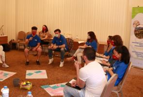 Young Leaders trained for Community Action