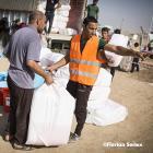 MOSUL: el día a día en un campo de desplazados iraquíes