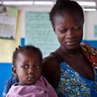 El impacto del ébola en los niños