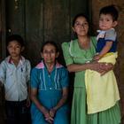 """María Josefina, Guatemala: """"Mi hijo ha sido nombrado «niño modelo» por su buen estado nutricional"""""""