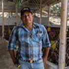 """Rigoberto, Guatemala: """"recibí una formación sobre conservación de suelos y ahora soy líder comunitario"""""""