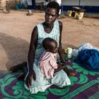 Sudán del Sur lucha contra la peor crisis alimentaria del mundo