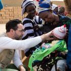 Quique Dacosta viaja a Senegal para luchar contra la desnutrición