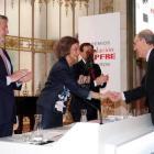 """Premio de Fundación Mapfre: """"Apoyar al sector privado, clave"""""""