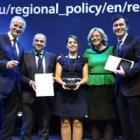 La Unión Europea premia a Vives Emplea por apoyar el crecimiento inclusivo