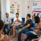 Mas de 250 personas desempleadas de Sevilla buscan trabajo este año a través de Vives Emplea