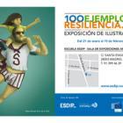 """Se inaugura en Madrid la exposición """"100 ejemplos de resiliencia"""""""