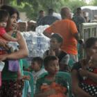 Filipinas: iniciamos las distribuciones de emergencia a los afectados por el volcán Taal