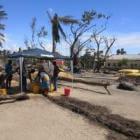 Mozambique: el cólera golpea, dos meses después, a los afectados por el ciclón Idai