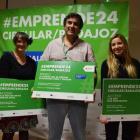 """Extremadura: jardinería terapéutica y reciclaje de basura electrónica, ideas de negocio premiadas en el evento """"Emprende 24 Circular"""""""