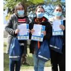 Schoolkids learn the basics in hygiene promotion