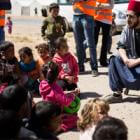 Jordania: Sensibilizamos sobre la importancia del agua en el campamento de Azraq