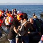 """""""Los más de 6.000 refugiados que siguen llegando cada día a Grecia necesitan ayuda humanitaria"""""""