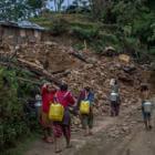 """Nepal: """"La prioridad ahora es acceder a las poblaciones más aisladas"""""""