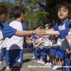 400.000 niños corren para erradicar el hambre