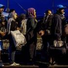 El drama del campo de refugiados en Grecia