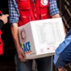 Siria: distribución urgente  de agua en Hasakeh