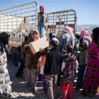 """Crisis siria: """"Los refugiados llegan a Europa porque solo se ha hecho efectiva la mitad de la ayuda necesaria"""""""